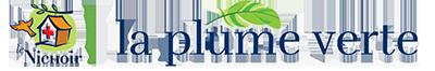 Link to La Plume Verte e-commerce website