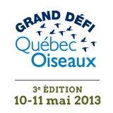 Grand Défi Québec Oiseaux