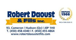 Robert Daoust et fils
