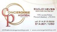 Conciergerie Montreal