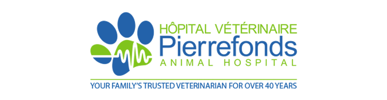 Link to Pierrefonds Animal Hospital Website